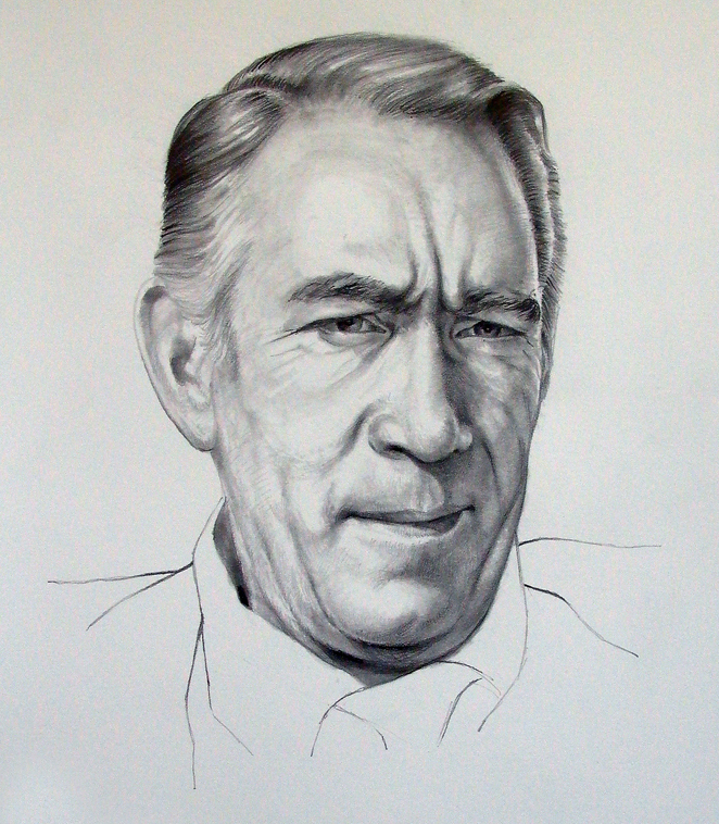The art of eloy torrez sketches for Anthony quinn mural
